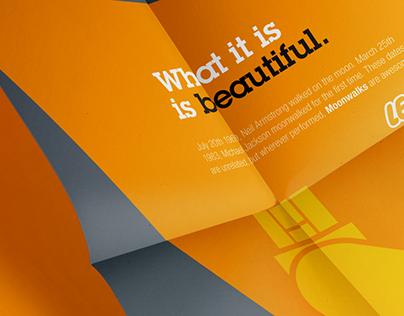LEGO x IBM - Poster Series