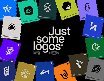 Just Some Logos© | Logofolio Vol. 2