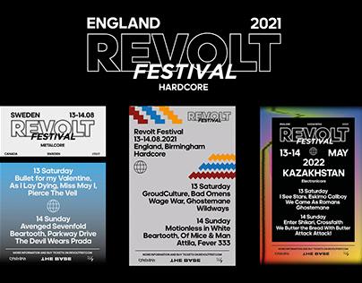 Revolt Festival 2020