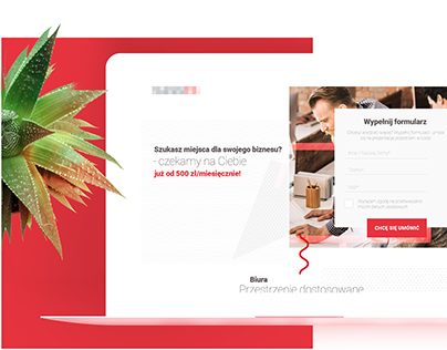 .business modern spaces Web design