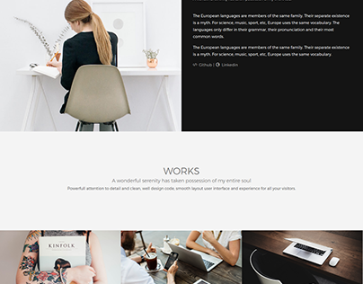 """""""D Agency"""" Free Bootstrap 4 Theme Download"""