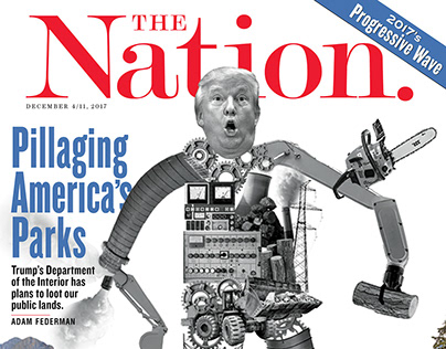 The Nation Cover. December 4, 2017