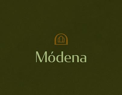 Módena - Logo / Identity Design