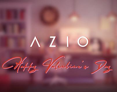 Azio: Valentine's Day Special Seasonal Commercial