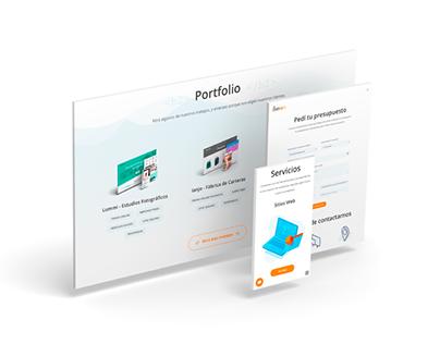 Agencia Web - Binar