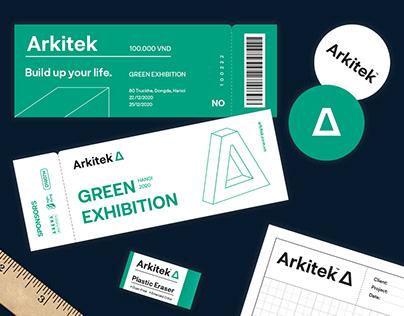 Arkitek Brand Identity