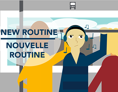 NEW ROUTINE/ NOUVELLE ROUTINE