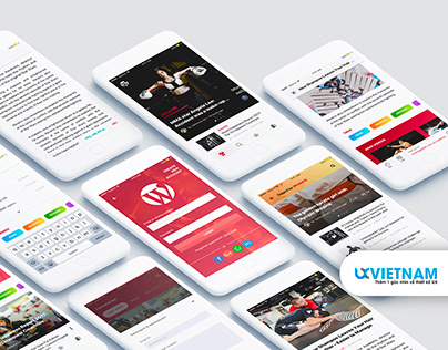 MB - Newspaper, Blog & Magazine Mobile App