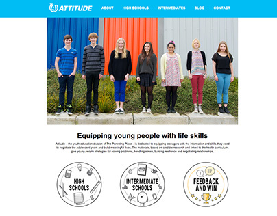 Attitude Website