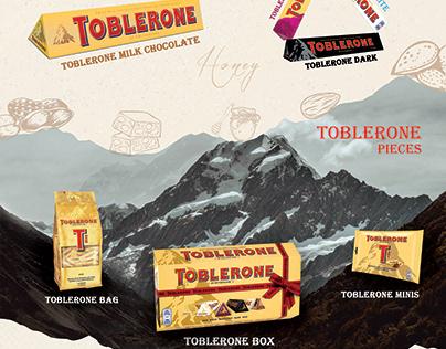 Toblerone Infographic
