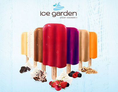 ICE GARDEN  |  Frozen yogurt
