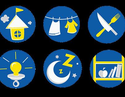 IKEA icons