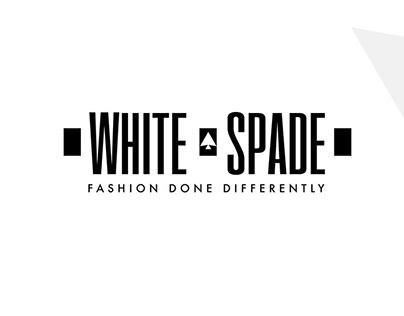 White Spade Logo