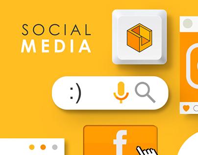 THE DIGITAL SOFA. SOCIAL MEDIA.