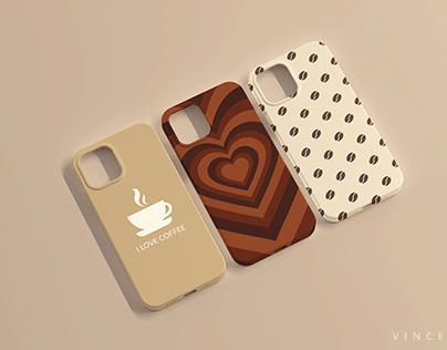 Coffee cases Iphone