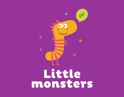 Little Monsters / Branding