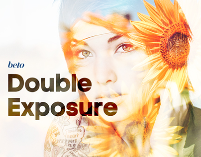 Double Exposure Action