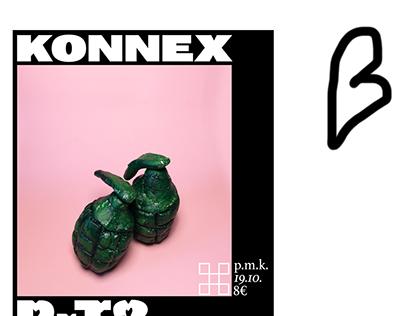 Konnex Poster