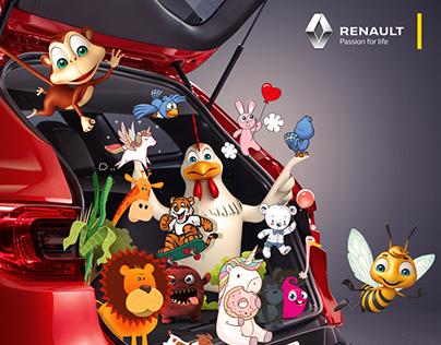 Renault Print