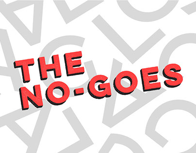 The No-Goes