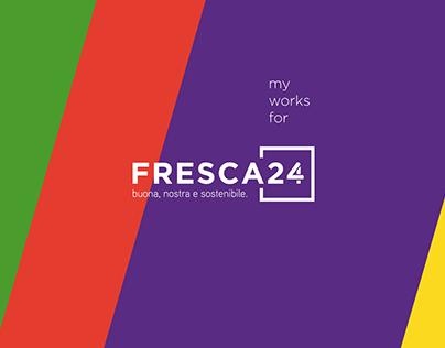 Fresca24 | offline works