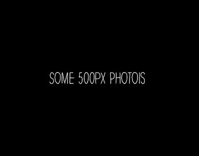 Some 500px Photos