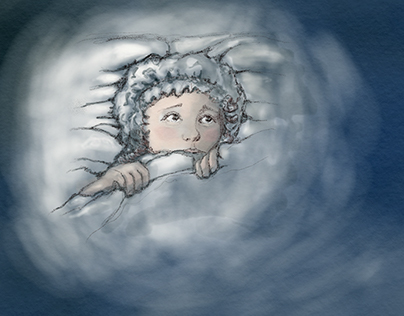 Saint Therese Illustrations