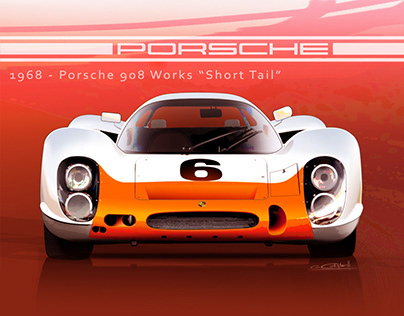 Automotive Illustration