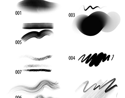 My FREE brushes for Procreate