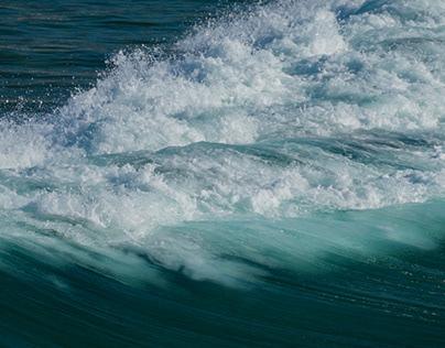 El mar / the Sea. 23 April 2021.