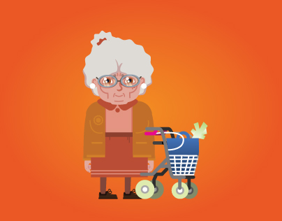 Elderly help desk