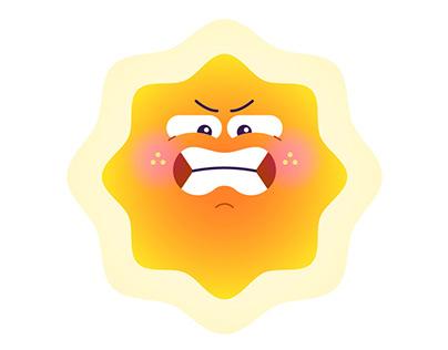 Summer Days - Emojis