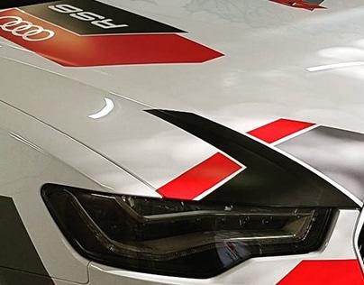 Camo Design For APR Audi RS6