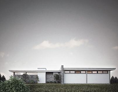 Architektur-Visualisierung