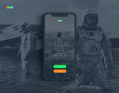 Login Screen for Letterboxd