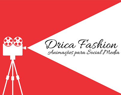 Drica Fashion Animations produced for Social Media.