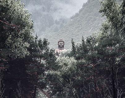 The Buddha Forest. (Full CG)