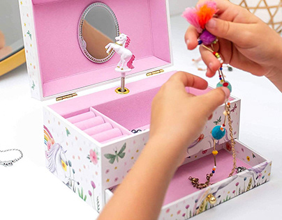 Jewelry Box | Tilly&Co