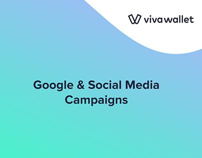 Viva wallet Campaign Design