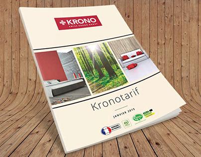 Katalog ofertowy dla marki +KRONO