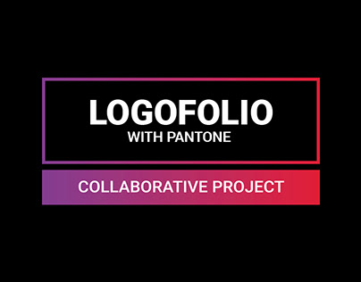 Logofolio With Pantone® Colors