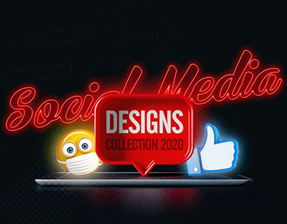 Social Media designs collection 2020