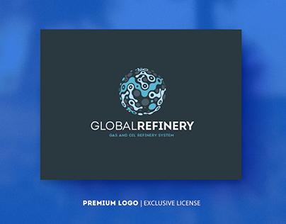 Global Refinery | Premium Logo $800