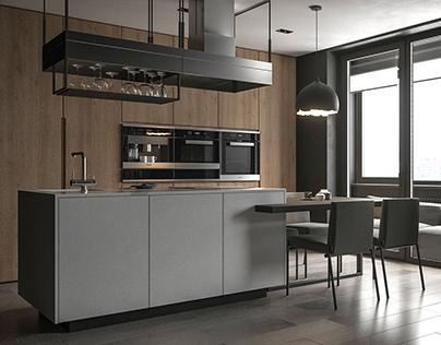 Apartment-68.87 (Kyiv)