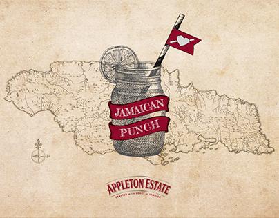 Appleton Jamaica Rum - Mollo tutto