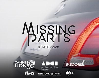 Fiat - Missing Parts
