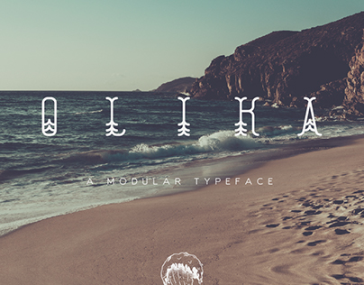 OLIKA · FREE Modular Typeface