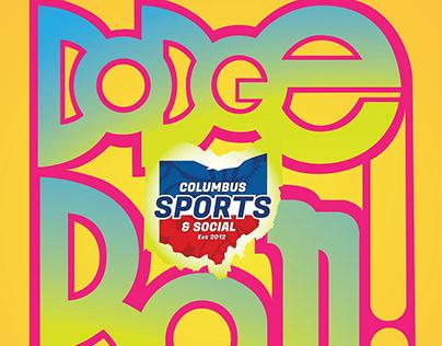 Columbus Sports & Social Co-Ed Dodgeball