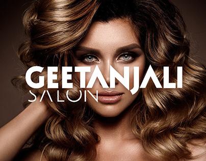 Geetanjali Salon - Print Media