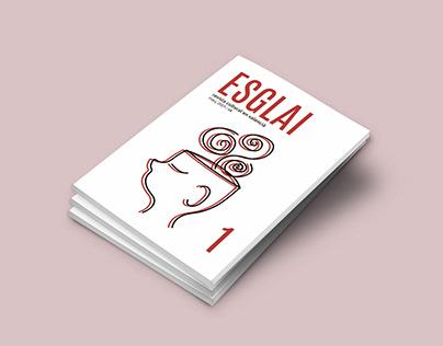 Esglai – Diseño Editorial